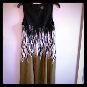 3 for$30 Vince Camuto Dress SZ. 10 A-Line Zip Back